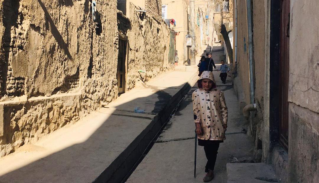 سمیه دختری در کابل