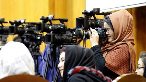 خبرنگاران زن