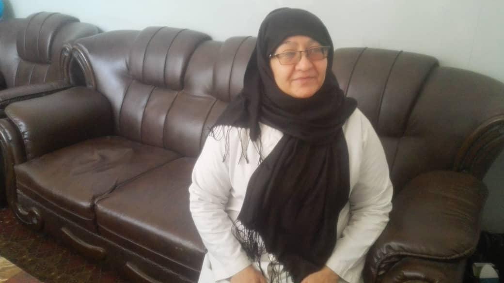 حضور زنان در ادارات دولتی پروان